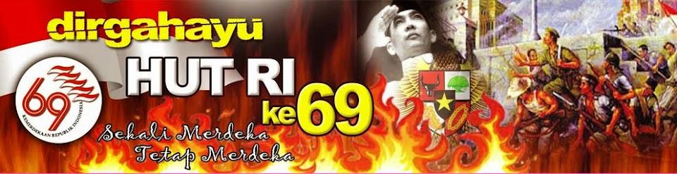 HUT RI KE 69