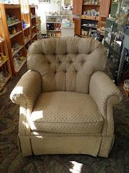 Comfy Club Chair