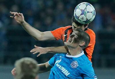 Zenit St. Petersburg 1 - 0 Shakthar Donetsk (3)