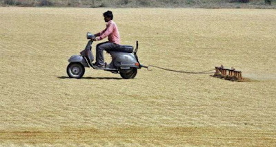 Indian Tractor Jugaad