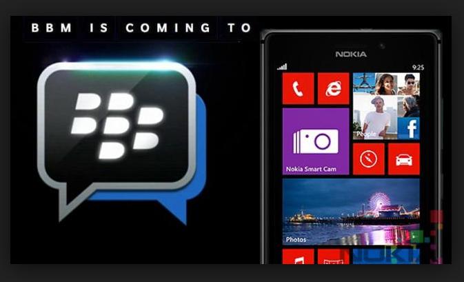 BBM Untuk Windows Phone Rilis Bulan Mei 2014