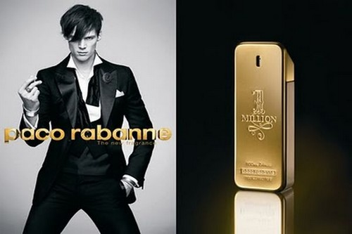 Amostra Gratis Perfume One Million da Paco Rabanne