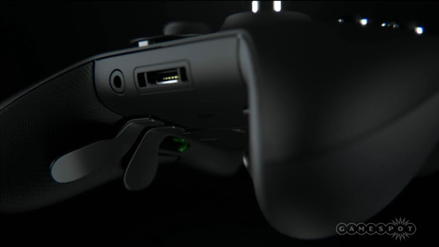 e3 2015 Elite Wireless Controller