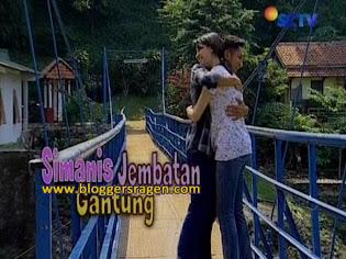 Simanis Jembatan Gantung FTV