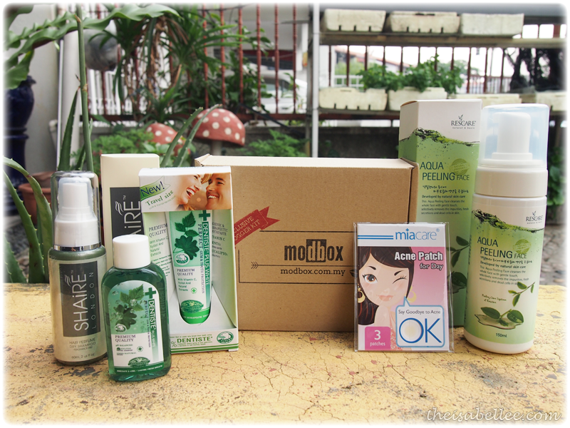 Modbox beauty box