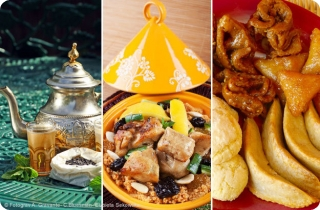 cuisine marocaine histoire