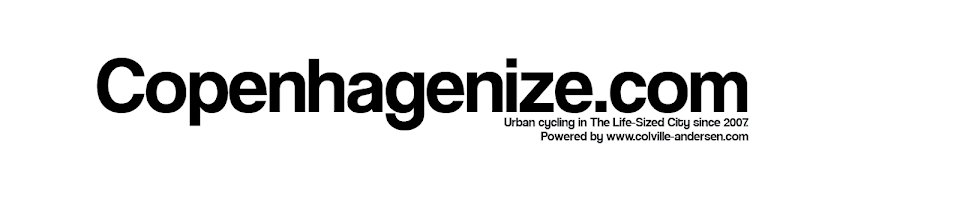 Copenhagenize.com  - Bicycle Urbanism by Design