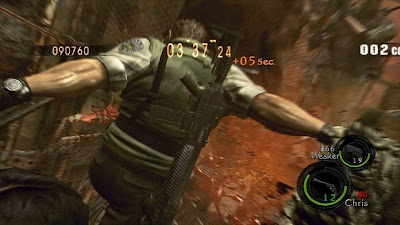 Resident Evil 5 Full Crack Handal screenshot by jembercbyer