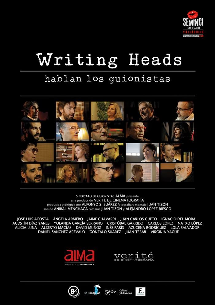 Writing Heads: Hablan los guionistas documental Alfonso. S Suarez