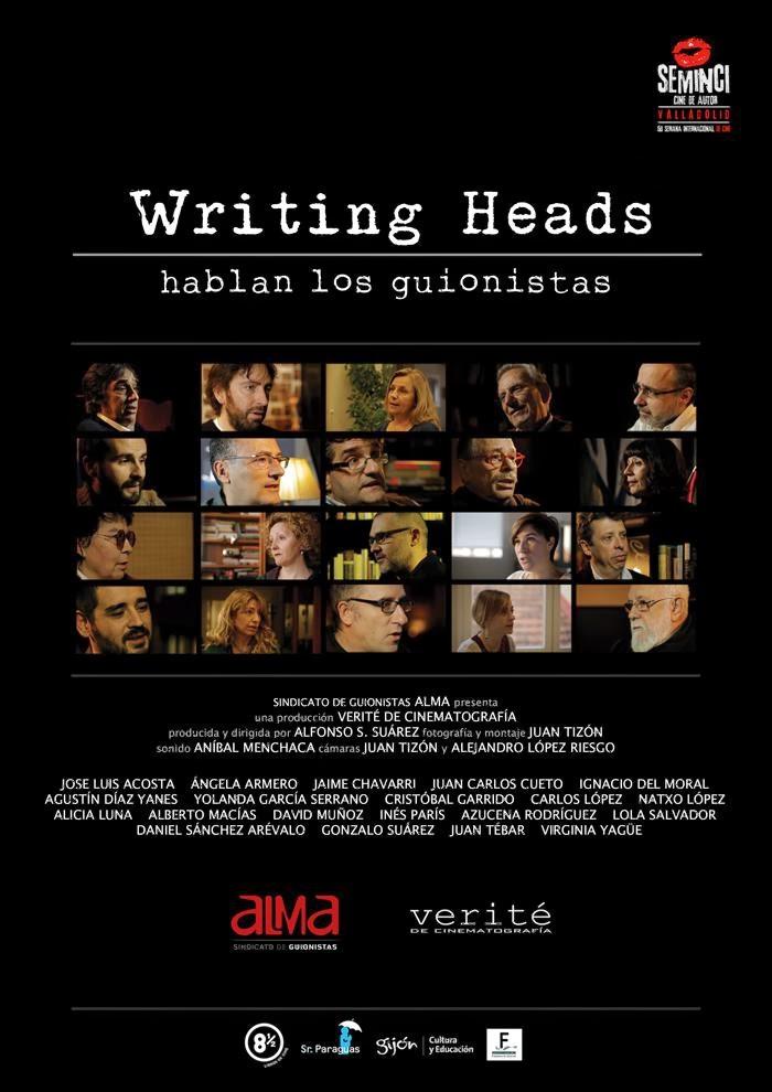 Writing Heads: Hablan los guionistas documental Alfonso. S Suarez