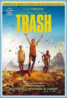 Locandina Trash