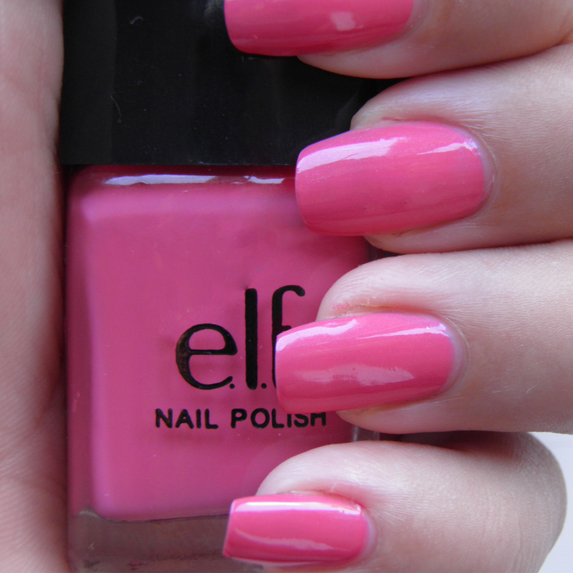 Creative nail art: Elf nail polish review