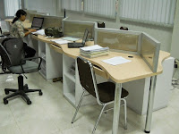 ZigZag Cubicle Workstation 04