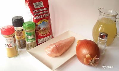 ingredientes gazpacho manchego