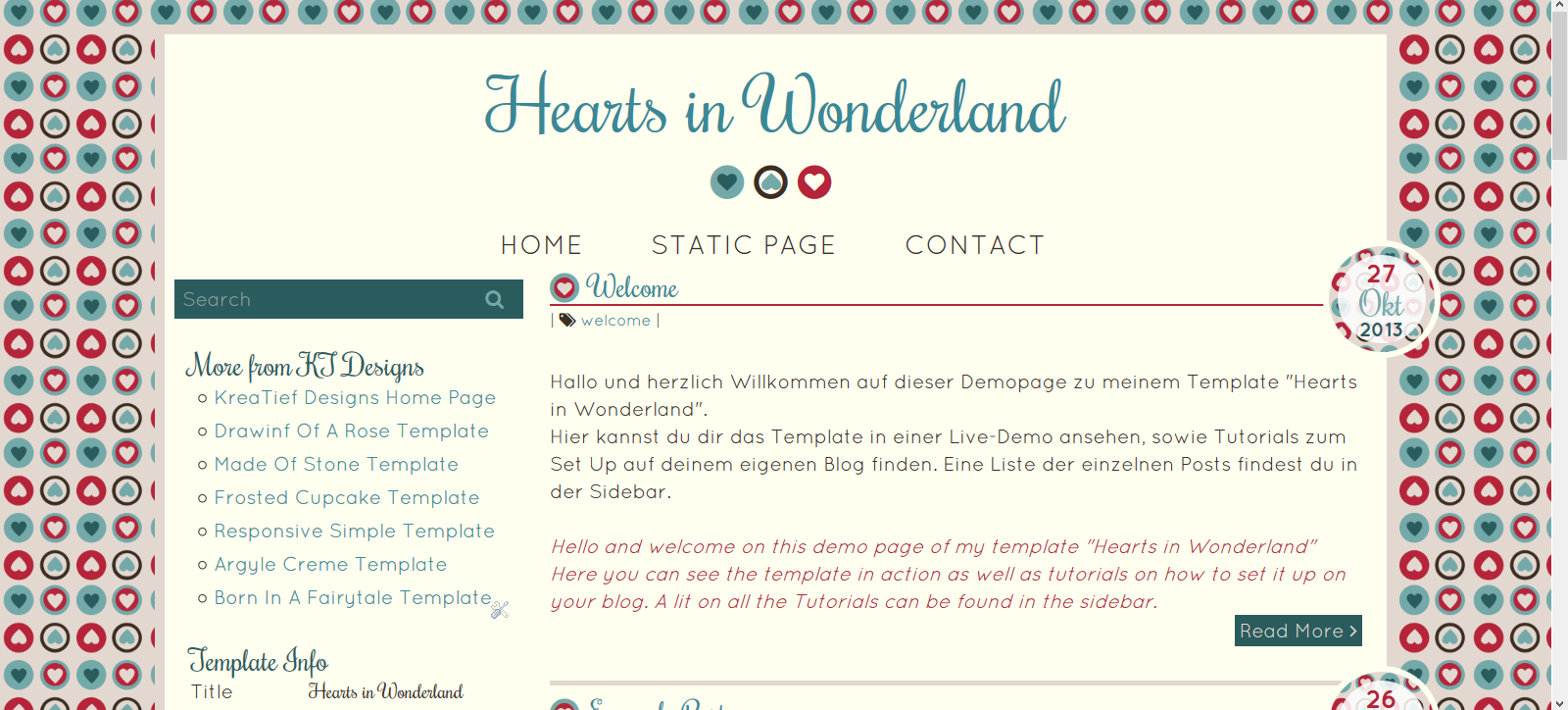 Be KreaTief: How To: Responsive Blogger Template Based on Five [+ ...