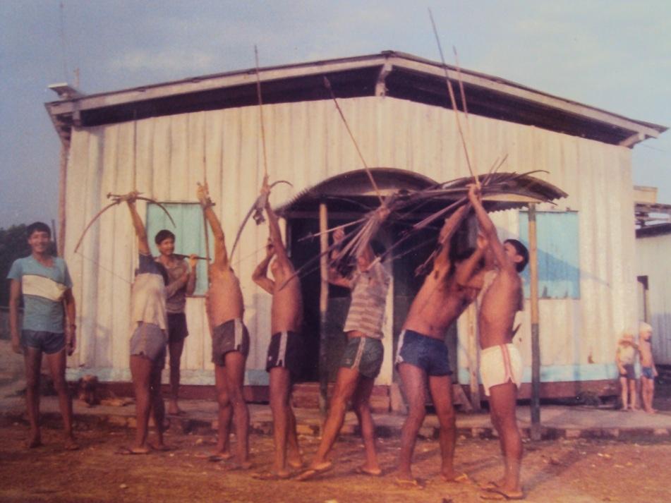 Aparador Em Ingles ~ Casa da Cultura do Urubuí 2000 Waimiri Atroari