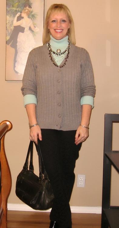 black Liz Claiborne jeans
