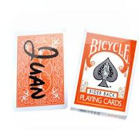 Magia con cartas - Mentalismo - Cartas con nombre