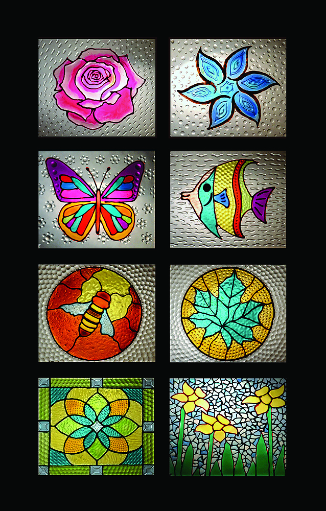 Cristal art blog stained glass patterns - Stained glass ideas patterns ...