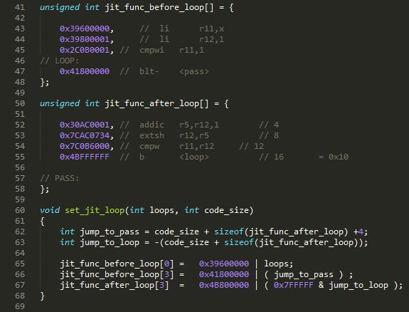 how to find machine code