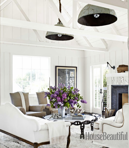 Bring The Shore Into Home With Beach Style Living Room: Angie Helm Interior Design: A Day At The Beach...house