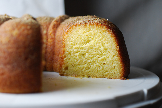 From Scratch Rum Cake Recipe