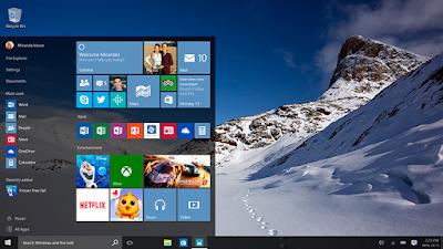 Cara Dapatkan Update Windows 10