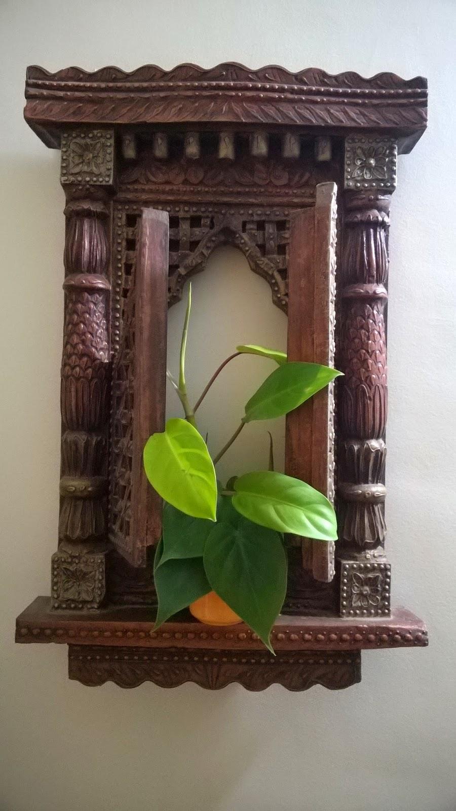 Khidki, wooden window, antique