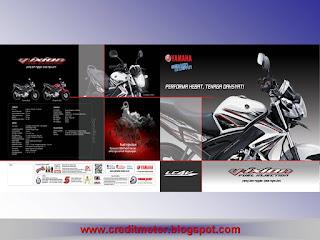 Harga Motor Yamaha Jupiter Z Tahun 2012