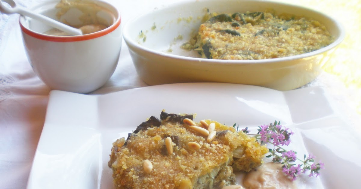 Blog de cuina de la dolorss terrina de berenjenas con - Bechamel con nata para cocinar ...