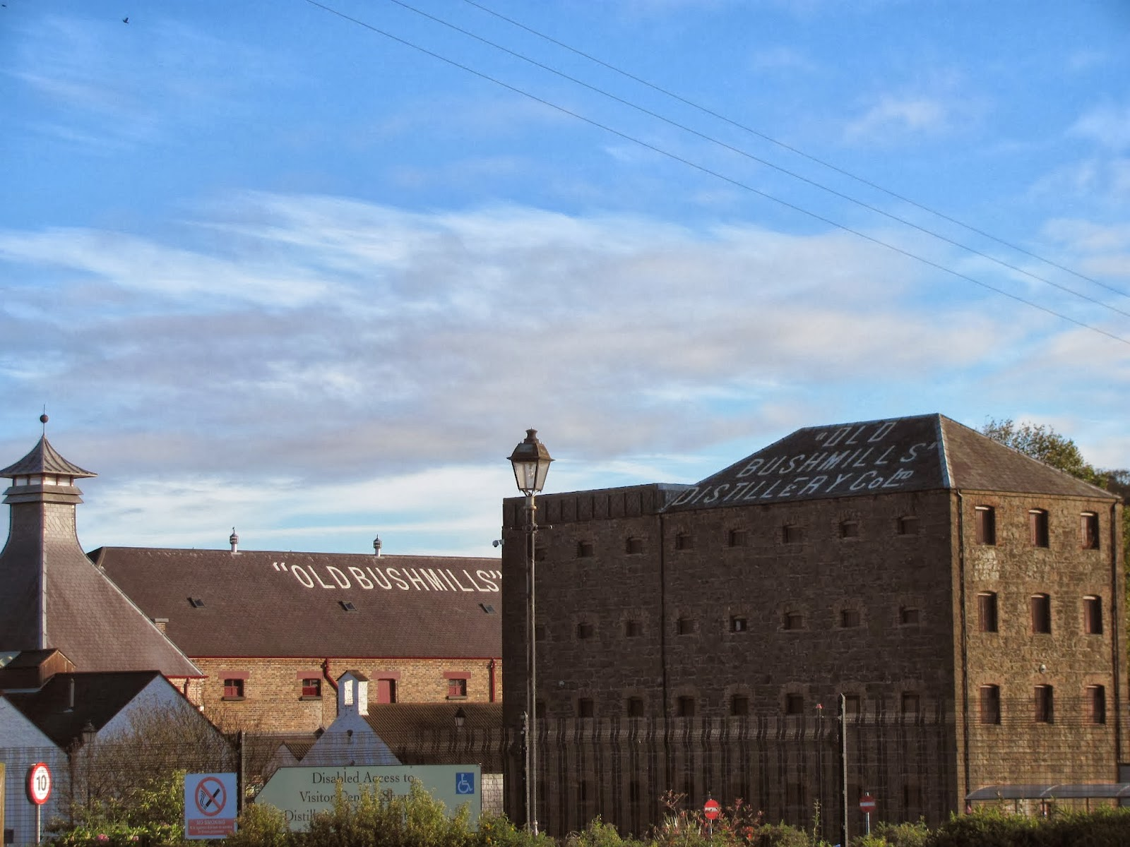 Old Bushmills Distillery, Northern Ireland