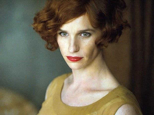 Eddie Redmayne será transexual no filme A Garota Dinarmaquesa