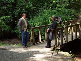 Kentucky film shoot