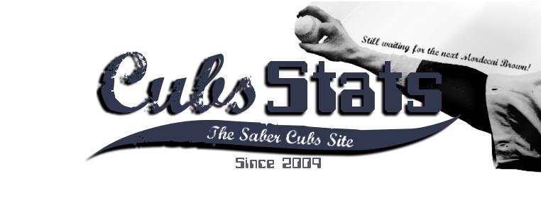 Cubs Stats