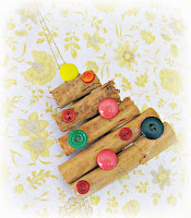 image tutorial cinnamon stick christmas tree ornament bauble