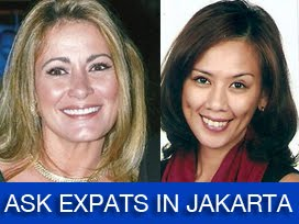 ASK LARA AND TINA IN JAKARTA