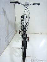2 Sepeda Lipat PACIFIC Alloy Frame 7 Speed Shimano 20 Inci