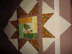 Tutorial de estrellas patchwork