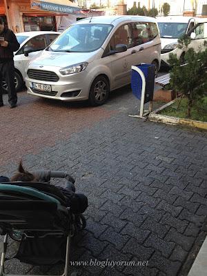 Bebek arabasıyla yola çıkmak 2