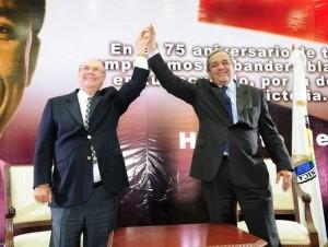 PRSD proclama a Mejía como su candidato