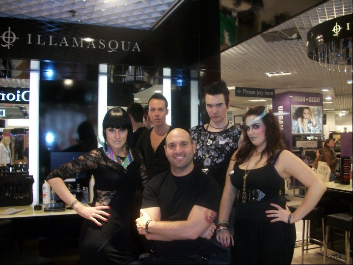 The Official Blog of Illamasqua: Illamasqua's Regional ...
