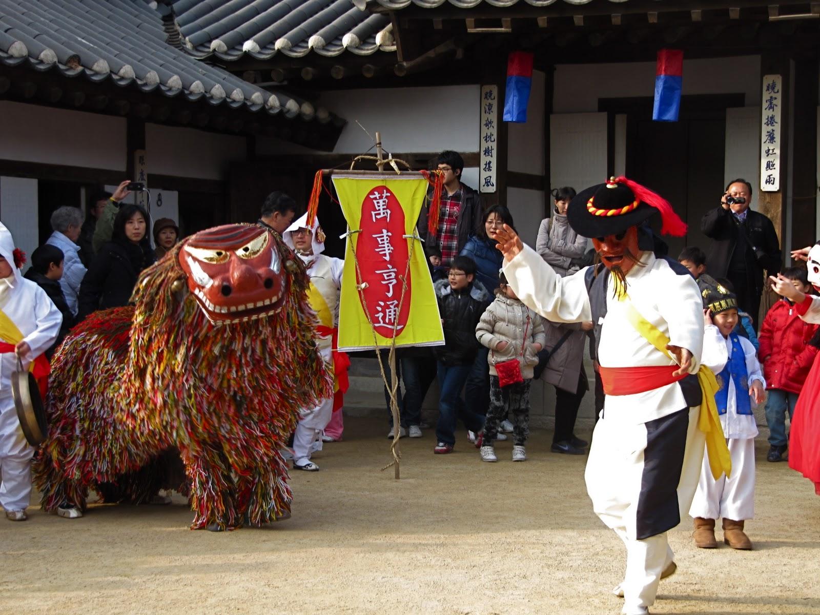 barongsai korea