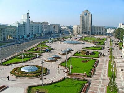 Bielorrusia Minsk