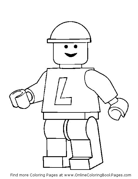 Lego Construtor 2 Para Colorir Example Best Theme