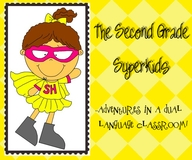 The Second Grade Superkids