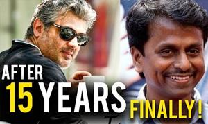 """Murugadoss – Ajith"" after 15 years | Thala 59"