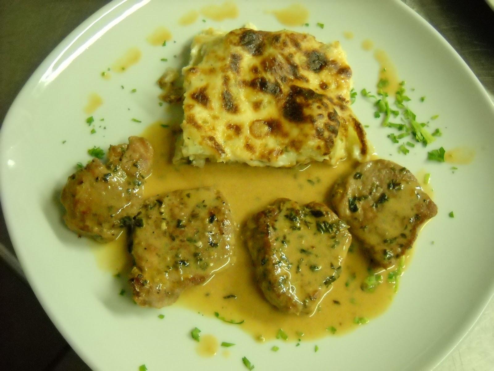 Cucina di marion filetto di maiale in salsa di senape e - Filetto di maiale al porto ...