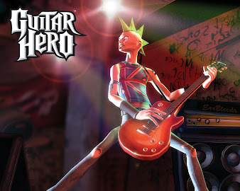#2 Guitar Hero Wallpaper
