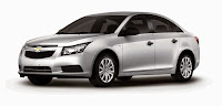 Chevrolet Cruze, Rich and Elegant