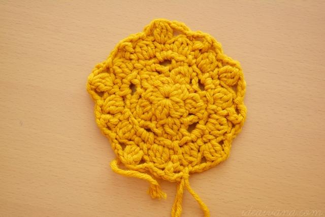 Elaborate Spring Beanie free crochet pattern